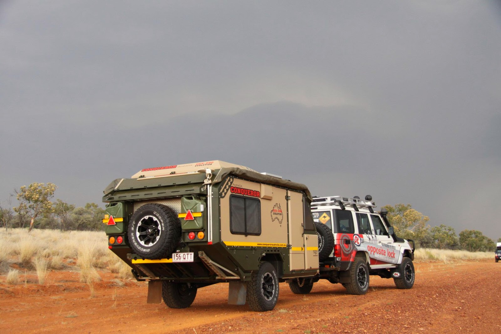 The Australian Range Of Urban Escape Vehicles UEVs Come In Six Different Models And Have Amenities Like Independent Suspension Systems Large Hot Water