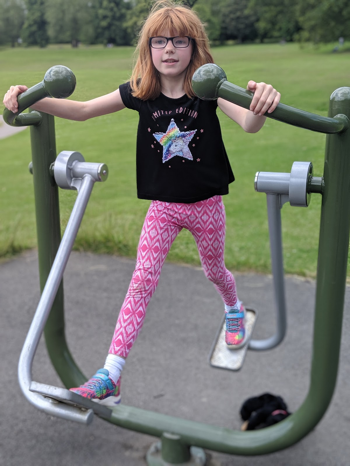 A Short Break in Leeds with Holidays by National Express  - Roundhay Park outdoor gym