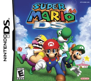 Rom Super Mario 64 DS NDS