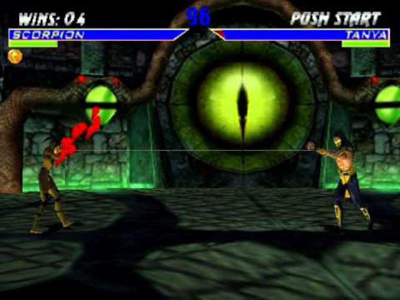 Download Mortal Kombat 4 Game Setup Exe