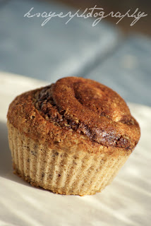 Healthy Cinnamon Donut Muffins