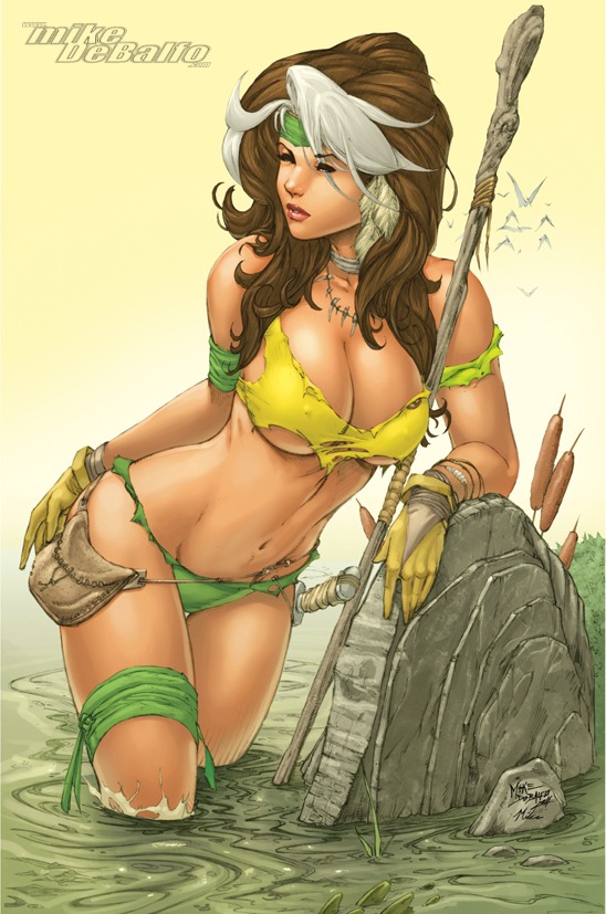 Savage Land Rogue,  Amazing Arizona Comic Con