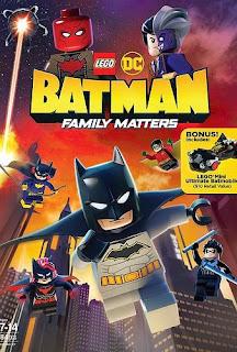 فيلم LEGO DC Batman Family Matters 2019 مترجم