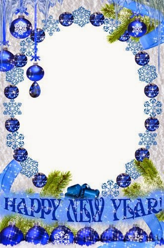 Happy New Year 2016 Photo Frames, Picture Frames  Free download