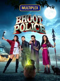 Download Bhoot Police (2021) Hindi Full Movie 400MB HDRip 400MB