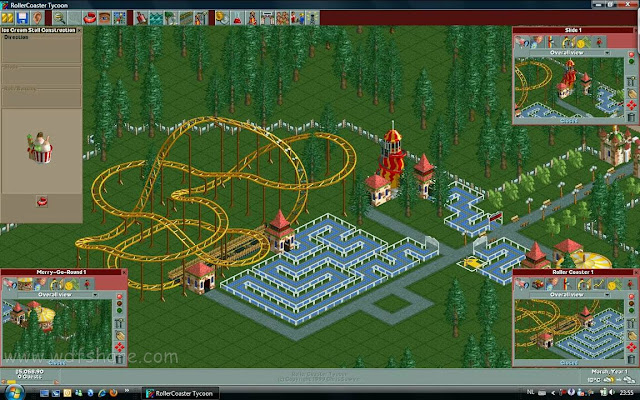 roller coaster tycoon 4 mac free download full version