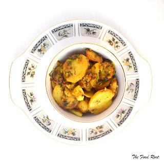 Potato Sabzi