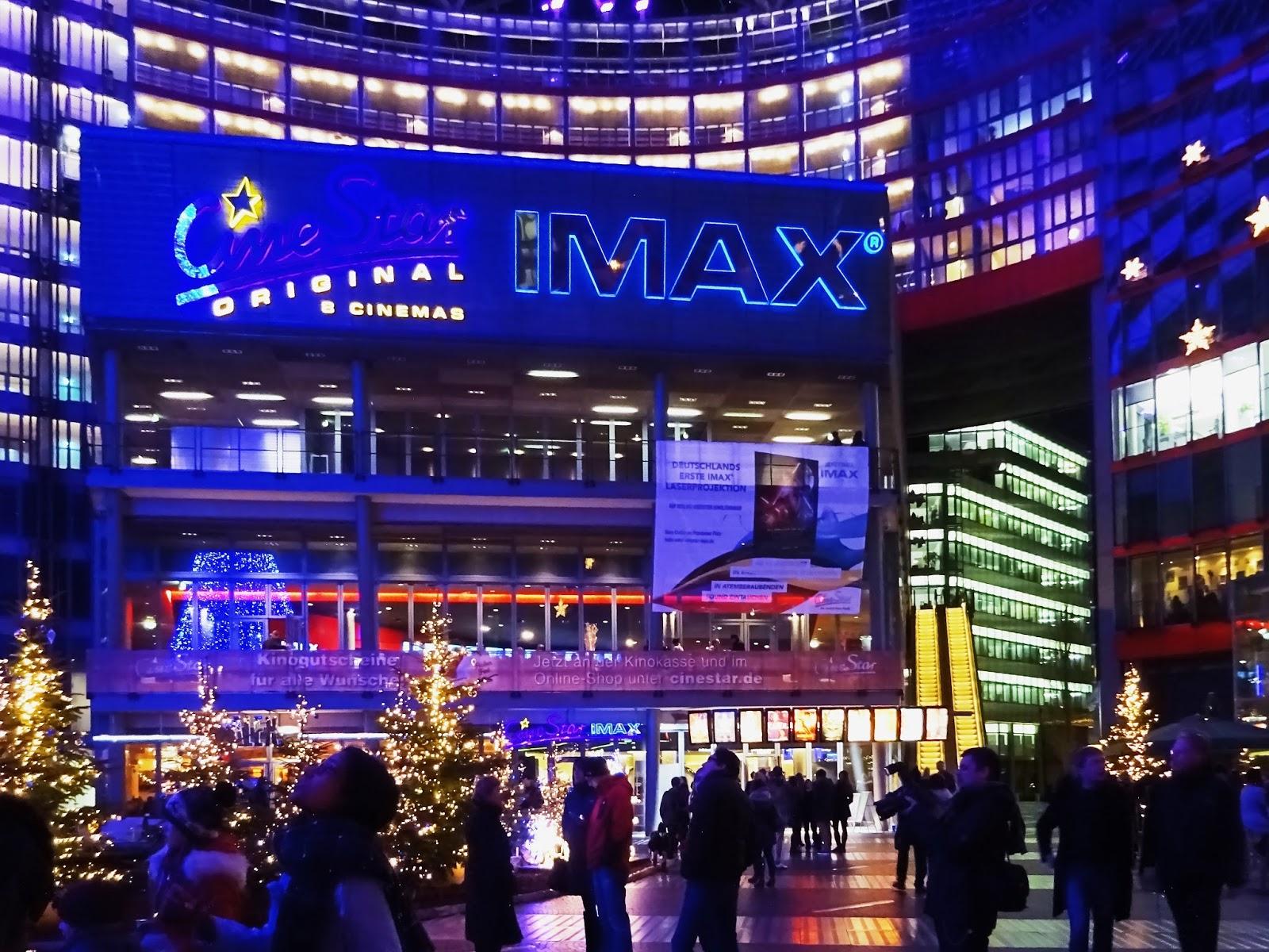 Sony Center Cinestar