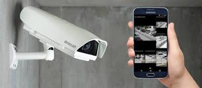 mobile se cctv camera kaise banaye