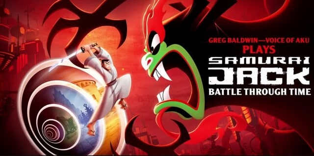 Samurai Jack Battle Through Time Torrent