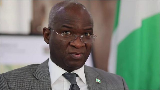 We can't continue to depend on other countries for vaccine- Fashola