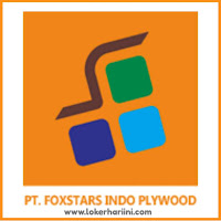 Lowongan Kerja PT Foxstars Indo Plywood Sidoarjo Terbaru 2021