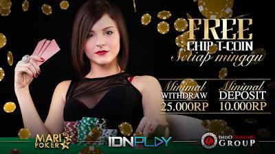Maripoker Agen Situs Website Game Judi Poker Online Terbaik dan Terpercaya