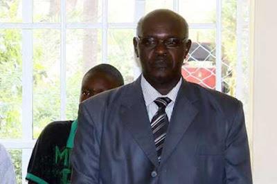 Former police Commandant Mr Michael Remi Ngugi is dead. PHOTO | NMG
