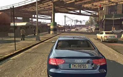 تحميل لعبة GTA IV للاجهزة الضعيفة