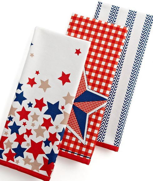 Martha Stewart Kitchen Towels: MARTHA MOMENTS: Martha's Americana At Macy's