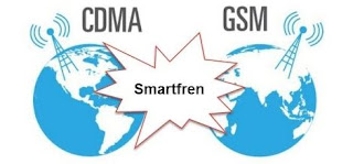 Smartfren GSM atau CDMA