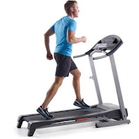 Weslo Cadence G 5.9i Treadmill, updated model of Cadence G 5.9, with iFit Ready Technology, 2.25 HP Impulse Motor, speeds from 0 to 10 mph, 2 manual inclines, 6 programs