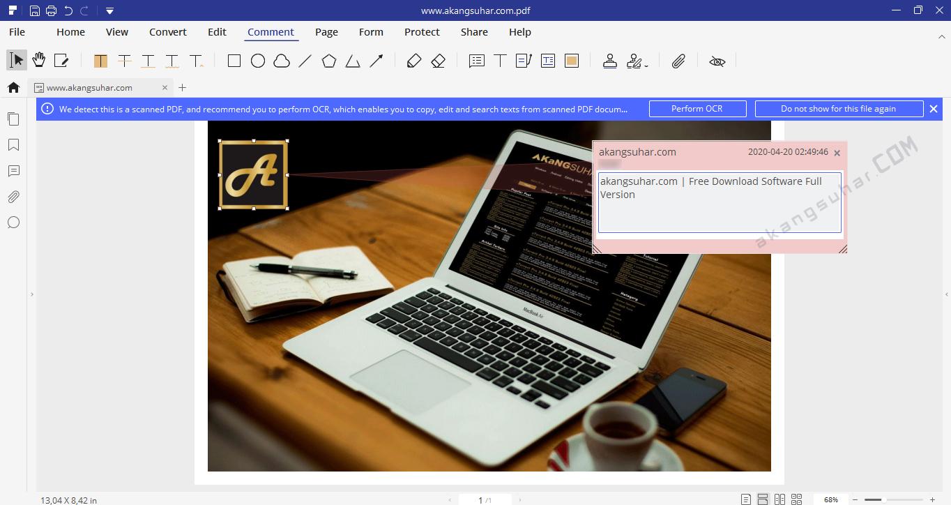 Gratis Download Wondershare PDFelement Professional Full Crack Terbaru