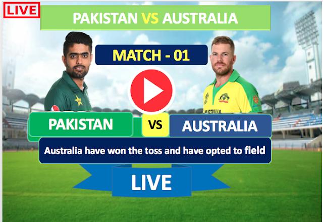 Watch Live match Australia vs Pakistan- 1st T20 match , Pakistan Tour of Australia 2019