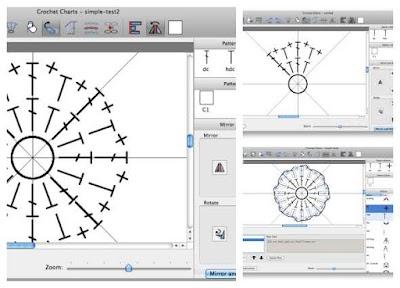 Software patrones ganchillo crochet. Demo Gratis