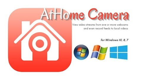 AtHome Camera Download Latest Version for Windows 10, 8, 7