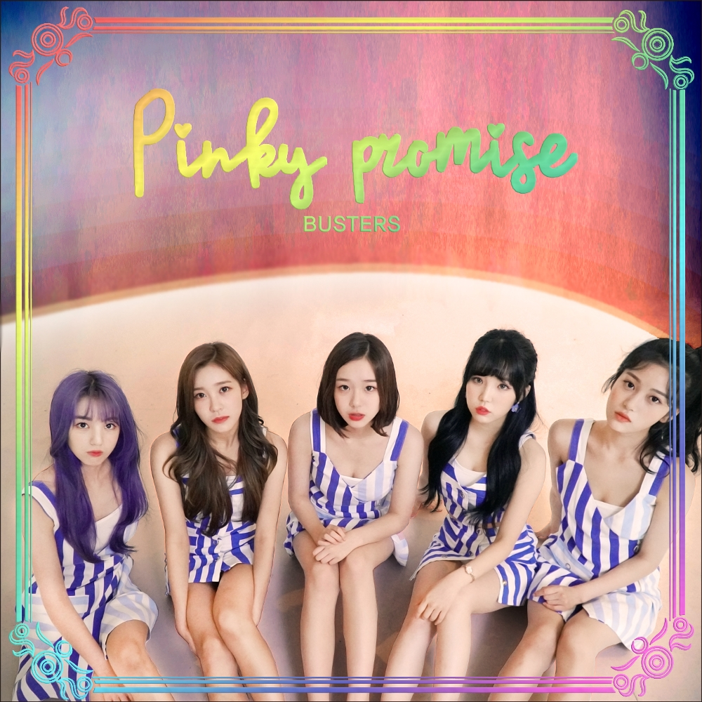 BUSTERS – Pinky Promise – EP