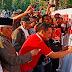 Projo Jombang Galang Dukungan Pelantikan Jokowi-Ma'ruf