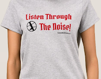 Listen Through The Noise T Shirt