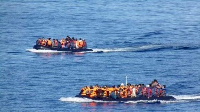 Μετανάστες: Οι ροές αυξήθηκαν στην Ελλάδα ενώ μειώθηκαν στην ΕΕ
