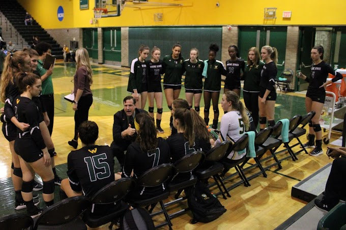 Wayne State wins sixth straight volleyball game