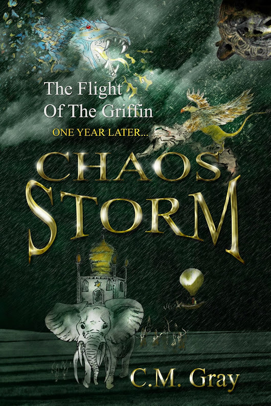 A new 5 Star Amazon Review for Chaos Storm!