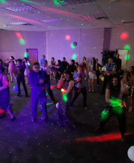 Students dancing!