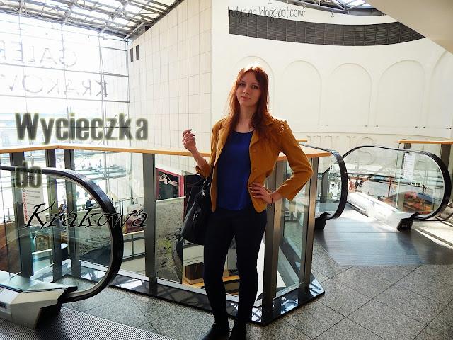 ~116 Wizyta w krakowskim teatrze