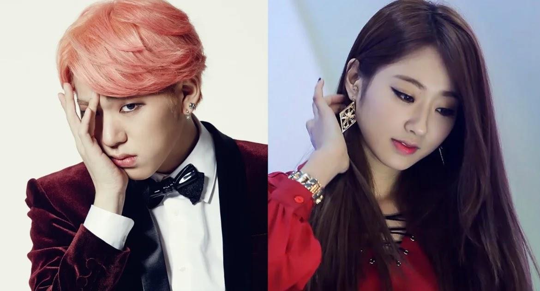 Menurut Penggemar, Inilah Idola K-Pop Yang Wajahnya Sangat Mirip