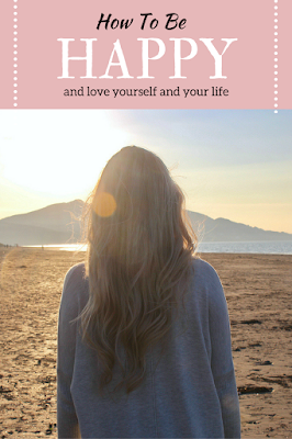 how to accept yourself, be accepting of yourself, how to be happy in life