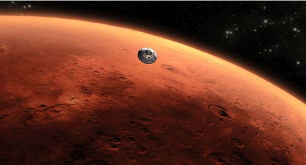 Here's what it will take to get to Mars