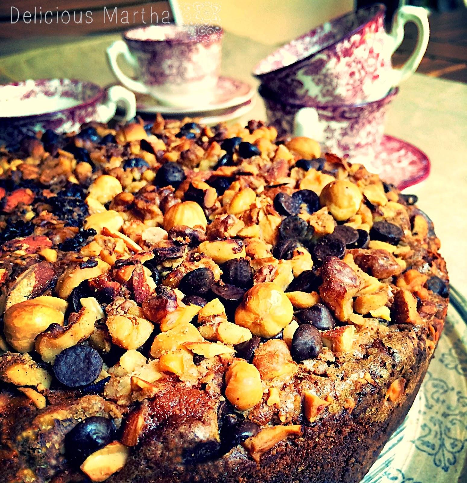 Crumb Coffe Cake