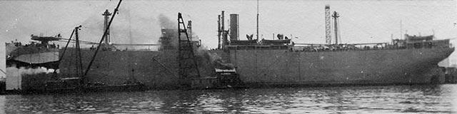 SS Liberator, 19 March 1942 worldwartwo.filminspector.com