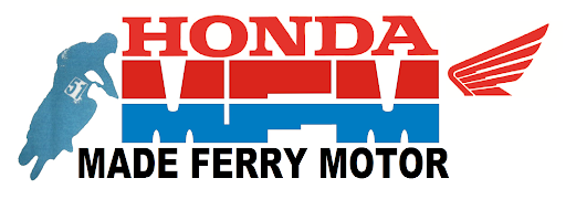 Honda Made Ferry Motor
