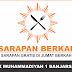 Sarapan Berkah: Sarapan Gratis di SMK Muhammadiyah 1 Banjarsari (MUHIBAN)