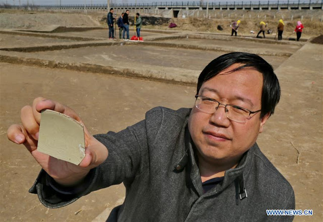 Port ruins hoped to prove starting point of ancient Chinese maritime silk road
