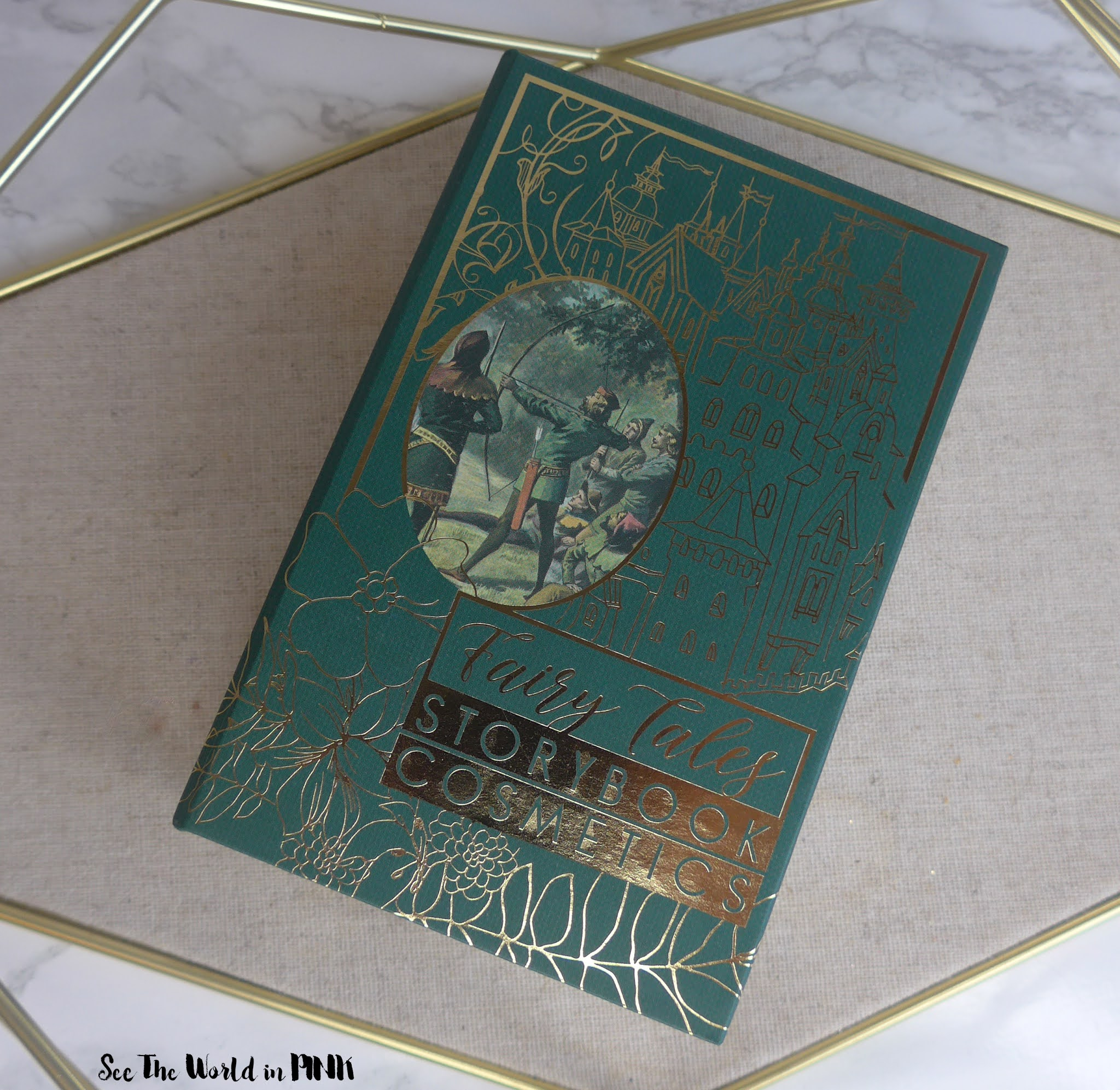 Storybook Cosmetics Robin Hood palette