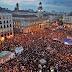 Pablo Iglesias apoya la protesta contra la investidura de Rajoy