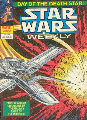 Star Wars Weekly #97