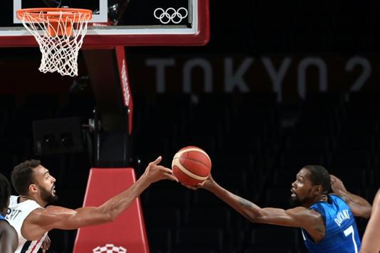 OLIMPIADAS: Estados Unidos cae ante Francia, su primera derrota en básquet olímpico desde 2004.