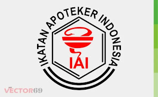 Logo Ikatan Apoteker Indonesia (IAI) - Download Vector File CDR (CorelDraw)