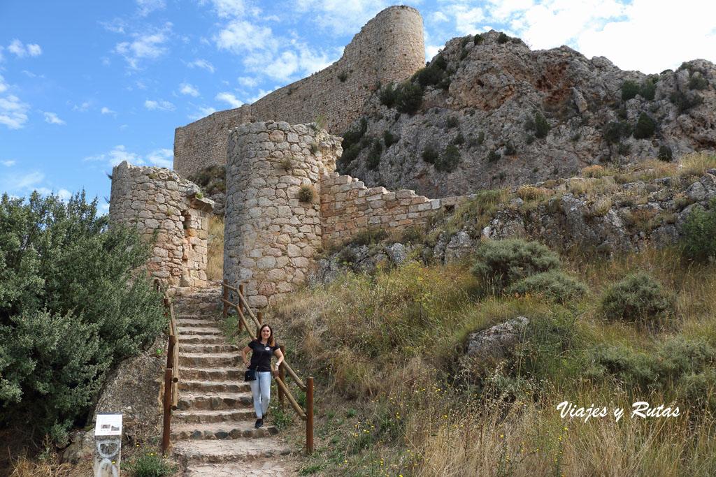 Castillo de los Rojas, Poza de la Sal