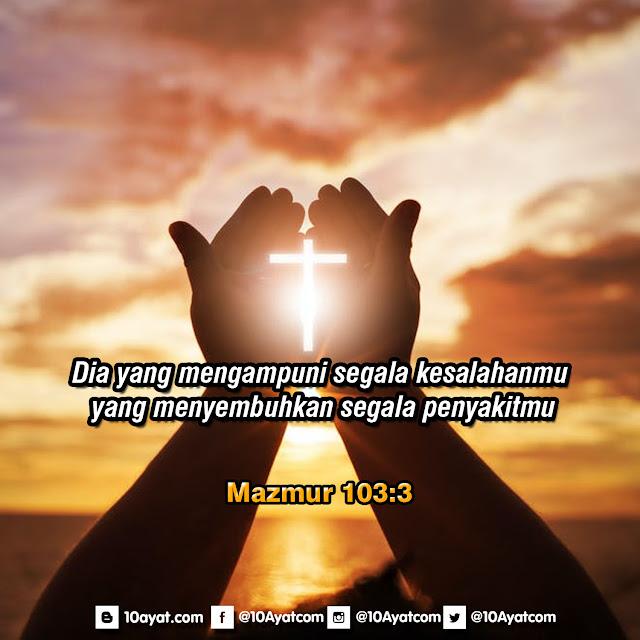 Mazmur 103:3