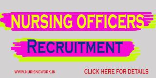 Nursing Officer Recruitment - Government of  Bihar